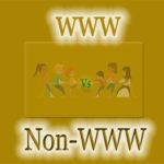 WWW Vs Non-WWW: Complex Definition Made Simple