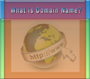 What is Domain Name focus image