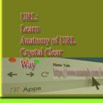 URL: Learn Anatomy Of URL Crystal Clear Way