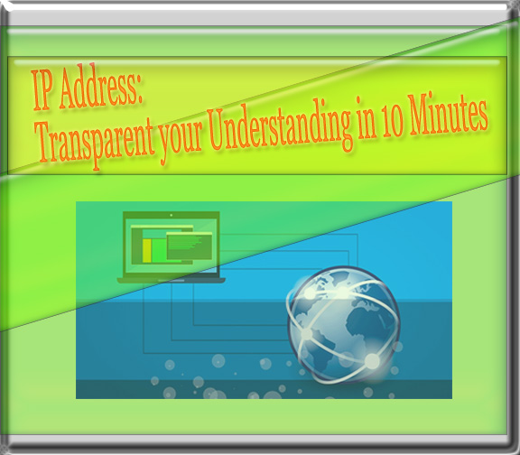 What is IP Address focus image