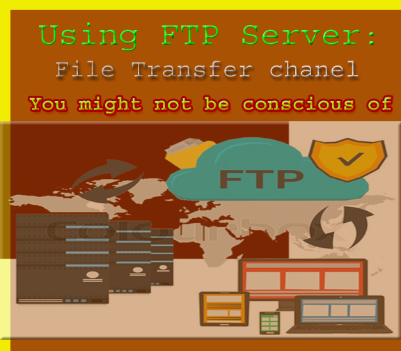 Using FTP Server focus image