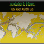 Introduction to Internet: Cable network around my earth