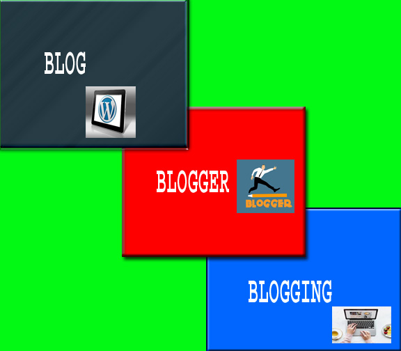 Blog Blogger Blogging focus