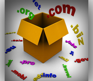 Top-level Domain featured