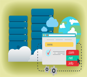 What is Domain-hosting