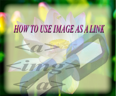 Use image as link