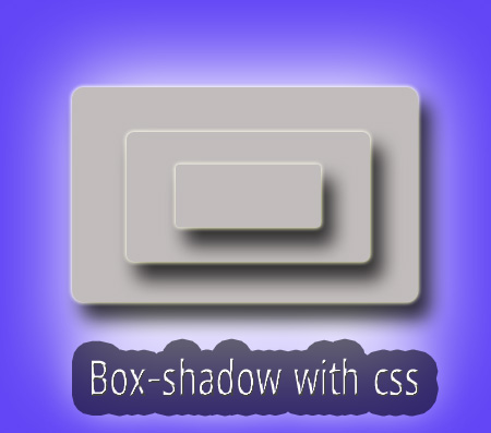 Box-shadow with CSS