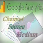 Understand Channel, Medium, and  Source in Google Analytics