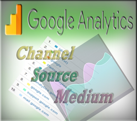 Channel Source and Medium in Google Analytics