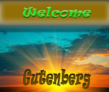 Welcome Gutenberg Editor